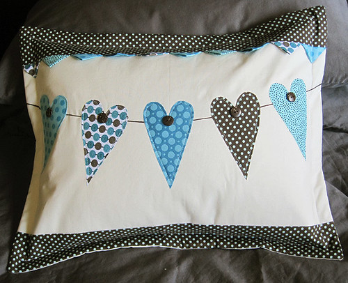 Heart Cushion 2012