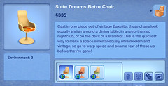 Suite Dreams Retro Chair