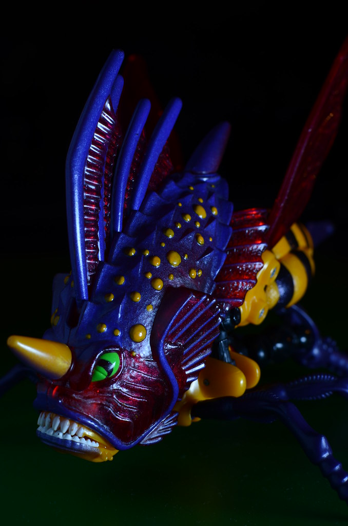 Beast Wars Injector