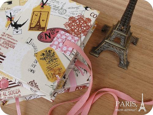 Agendas Paris, mon amour! #8