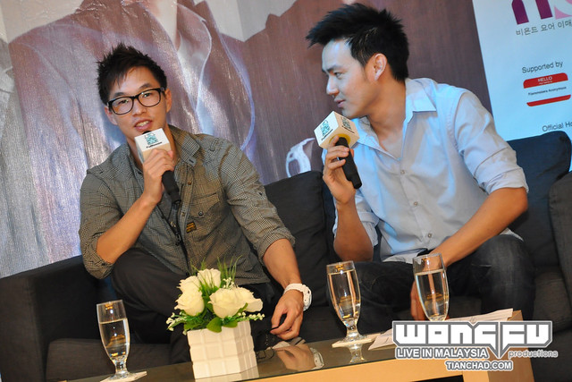 Wong Fu Productions Live In Malaysia Press Conference