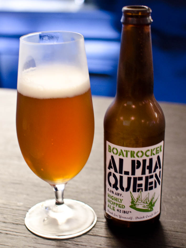Izakaya Den - Boatrocker Alpha Queen Beer