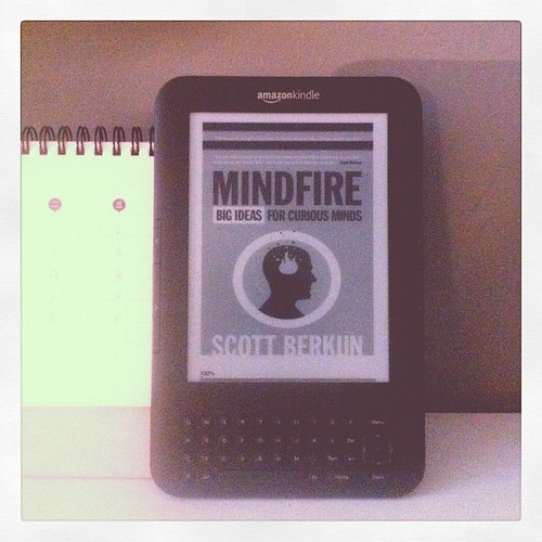 MindFire, the Book