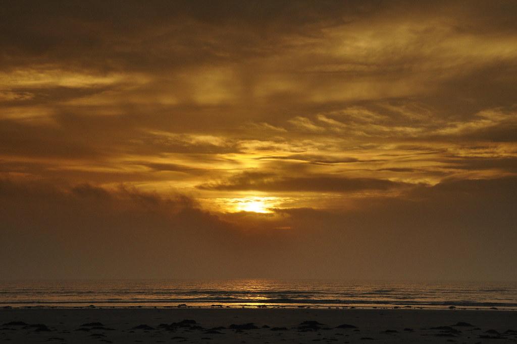 Sunset - Denneville (3571)