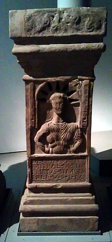 Altar to Mithras in the Great North Museum
