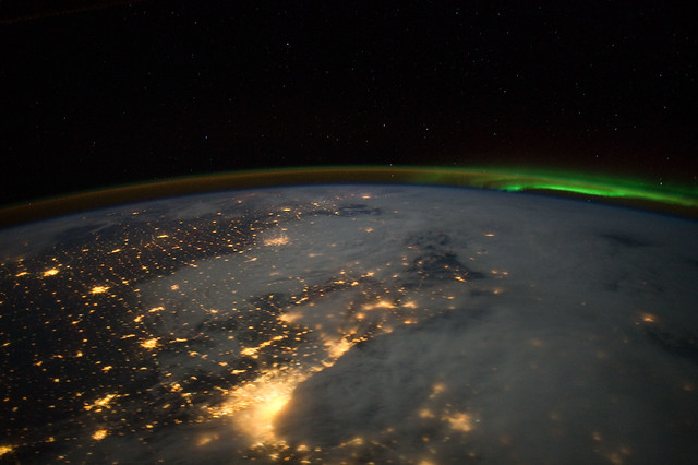 Greater Chicago Metropolitan Area (NASA, International Space Station, 02/02/12)