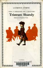 Laurence Sterne, Tristram Shandy