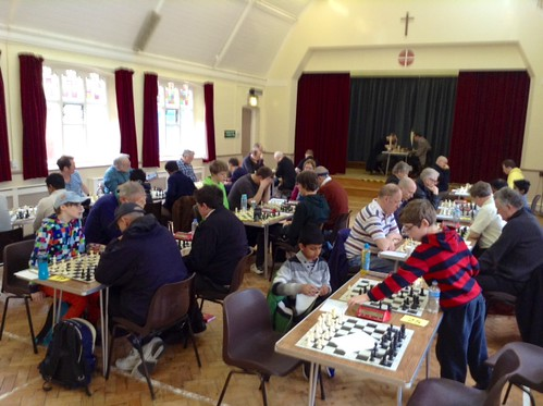 Bexhill Chess Congress, 22-23 March 2014