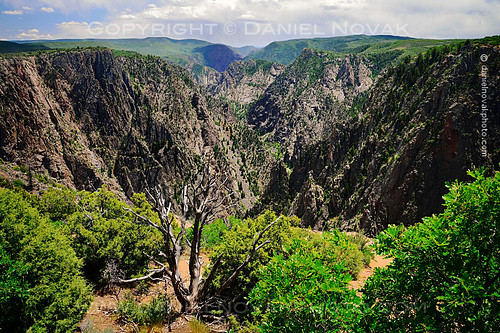 park nature river landscape outdoors nationalpark colorado unitedstates zoom deep rocky canyon spire co gorge montrose viewpoint depth gunnison