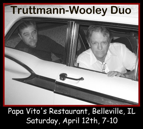 Truttmann-Wooley Duo 4-12-14