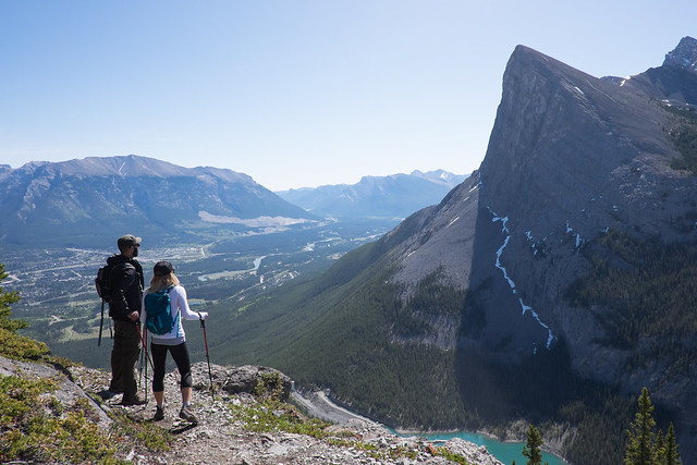 Scrambles - East End of Rundle 2016 -2