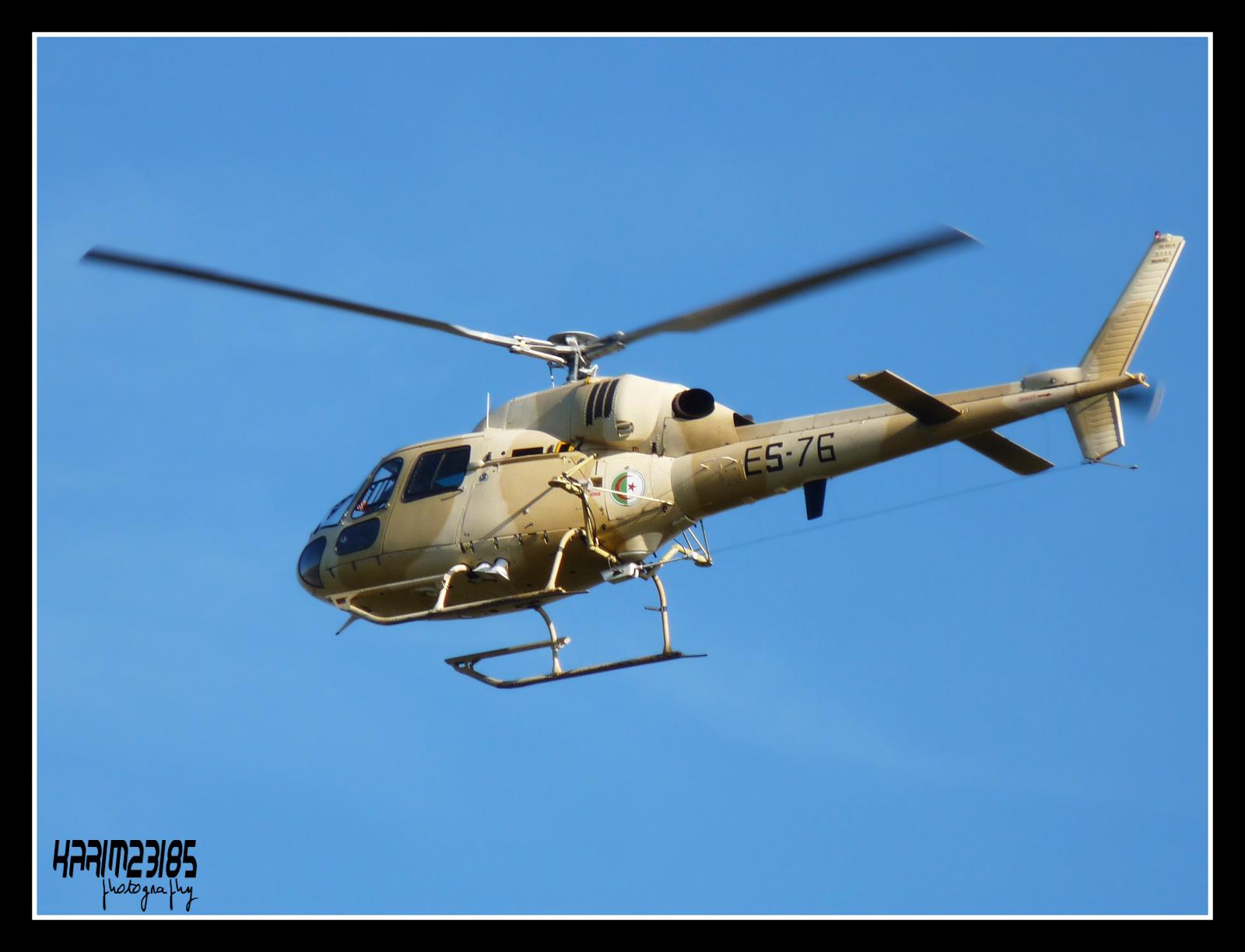 صور مروحيات القوات الجوية الجزائرية Ecureuil/Fennec ] AS-355N2 / AS-555N ] - صفحة 6 26867060014_59ac666c25_o