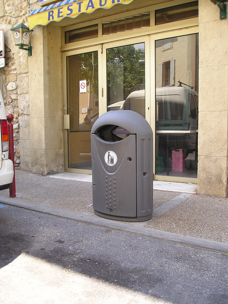 Evolution™ Litter Bin | For more information on this product… | Flickr