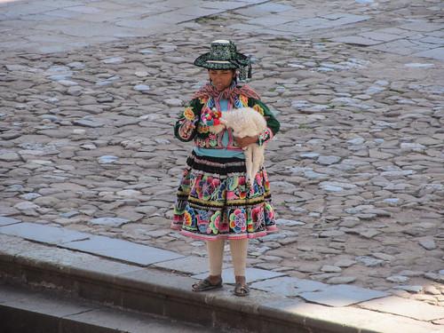 Cusco: la Plaza de Armas