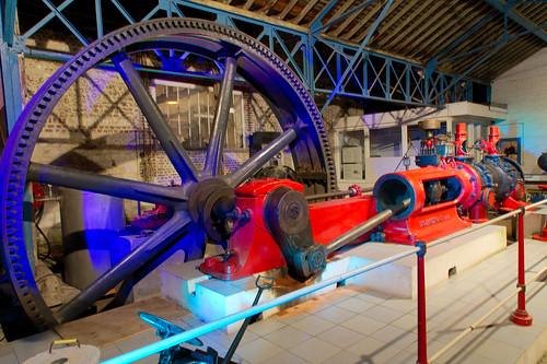 Machine à vapeur Dujardin Marine