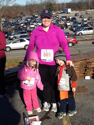 Thanksgiving Race