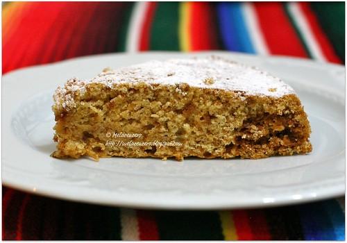torta di amaretti