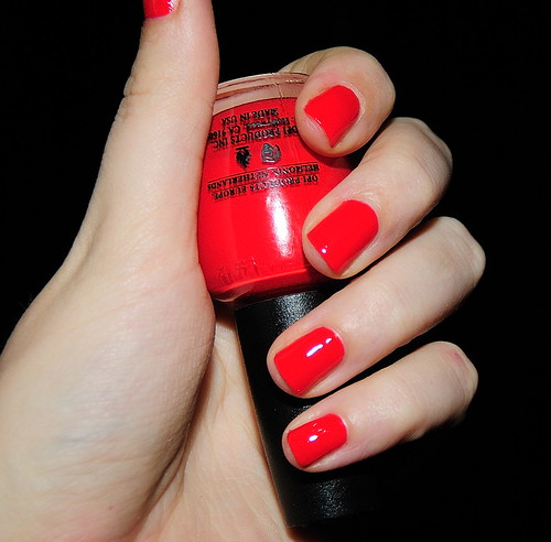 OPI - Hey Vito, Is My Car Red-Y?