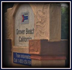 Cienega Seabreeze Mobile Home Park Amtrak Grover Beach California
