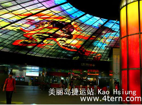 意大利艺术家水仙大师作品-光之穹顶