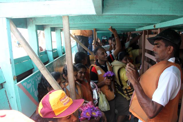 Nainativu Island Pilgrimage