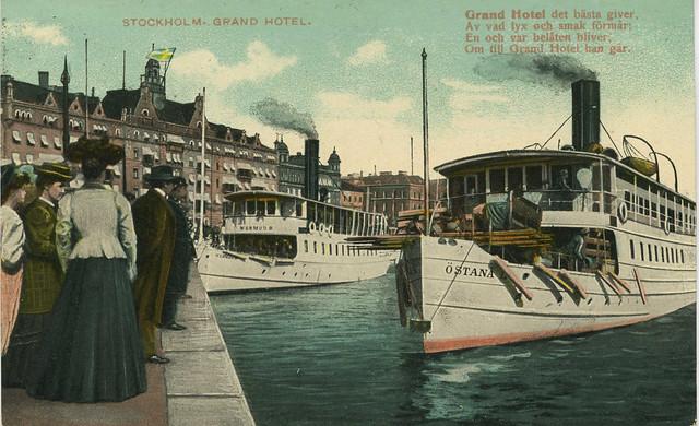 Grand Hotel  1910