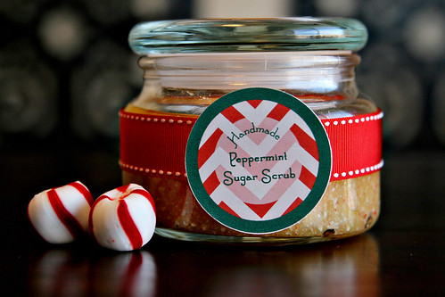Peppermint Sugar Scrub 10
