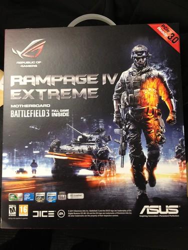 ASUS Rampage IV Extreme 2