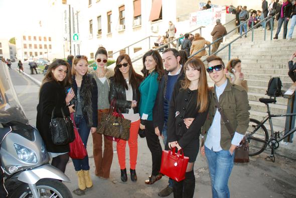 scienze della moda roma