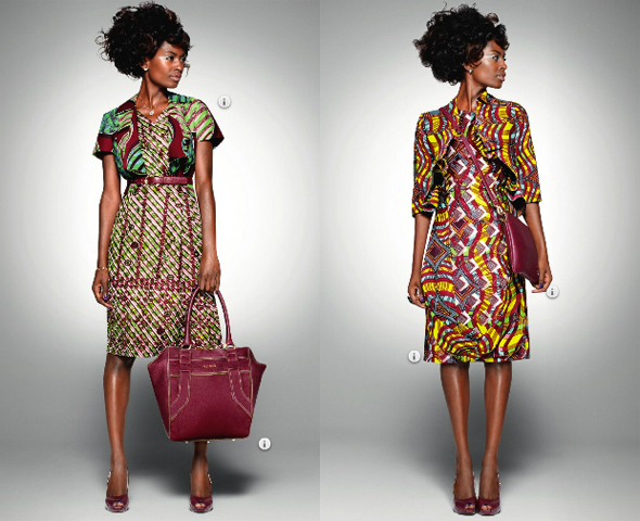 Vlisco Delicate Shades -Vlisco has reviewed its own craftsmanship, rediscovering its uniqueness and creativity