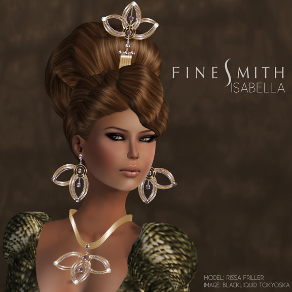 FINESMITH Isabella