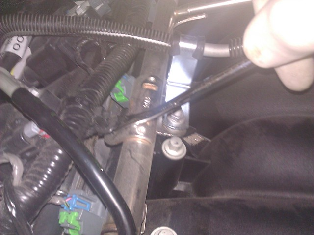 JDP Motorsports' 2010+ Camaro SS Fuel Line Retrofit DIY 6460683511_70be76d584_z