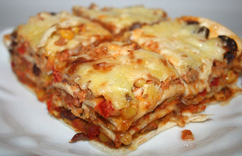Tortilla-Lasagne - Reloaded