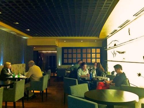 Comedor principal - Restaurante Fuku - Madrid