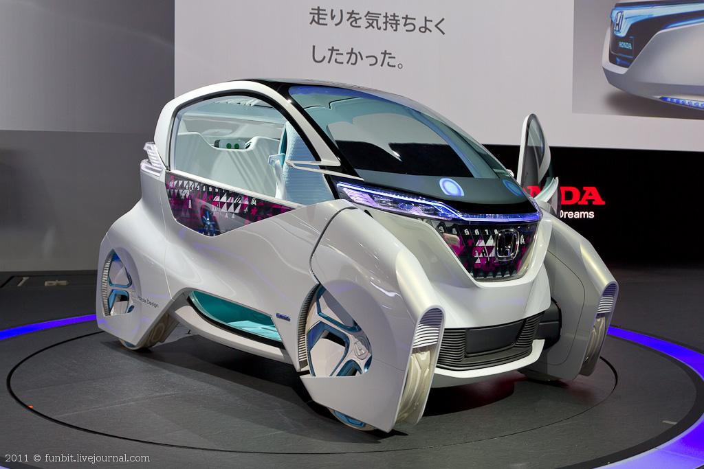 Motor Show - Honda 3