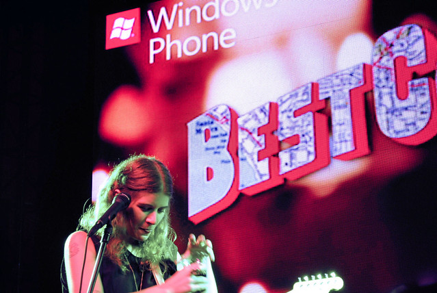 Bethany of Best Coast