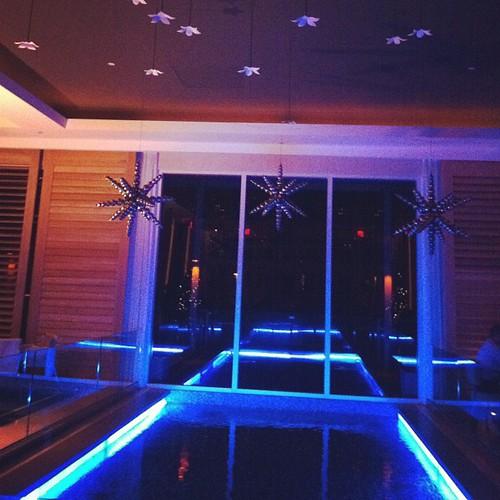 #blue #lobby