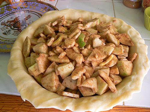 remplir l'apple pie.jpg