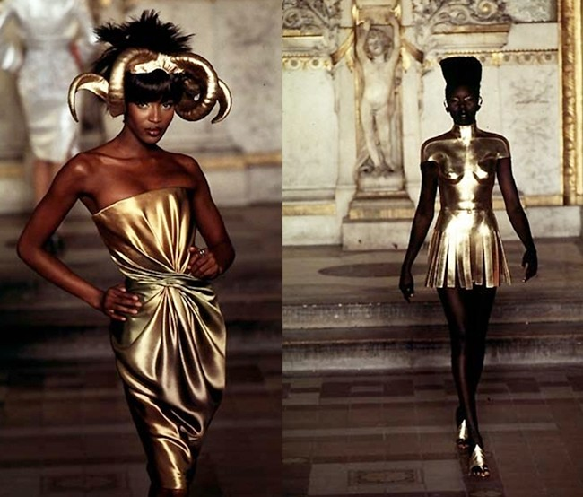 Dress Code: High Fashion: Retrospective: Givenchy Haute Couture S/S ...