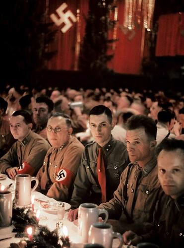 Fiesta nazi de Navidad 1941