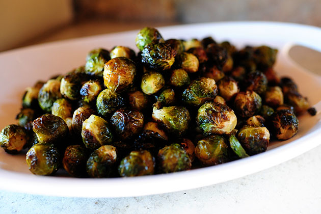 Brussels Sprouts with Balsamic and Cranberries | The Pioneer Woman ...
