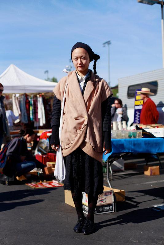 moeko - pasadena street fashion style