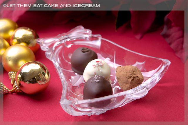 ... Eat Cake!: 12 Days of Christmas Baking! Day 12: Chocolate Truffles