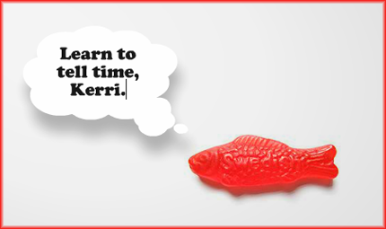 The Swedish Fish website is awesome.  They have chatty fish over there!