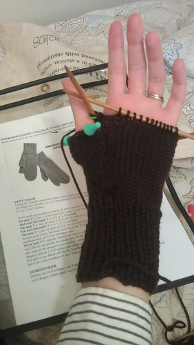 Trigger Mitten, Progress