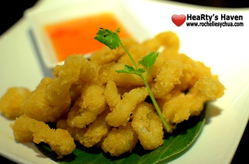 mango tree bistro squid rings