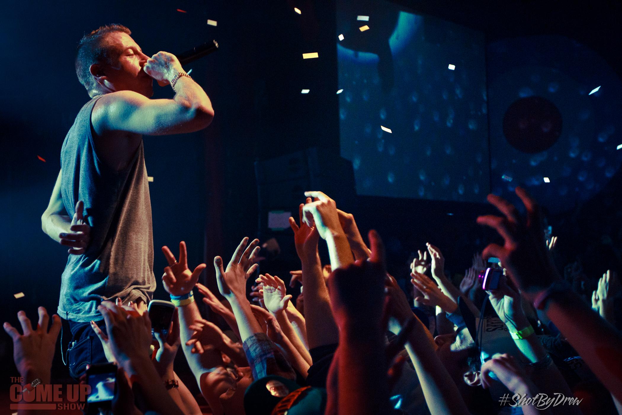 Macklemore and Ryan Lewis concert in Toronto