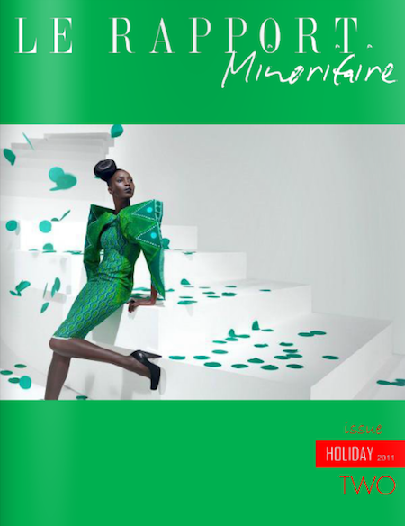 aphrochic in la rapport minoritaire issue 2 cover