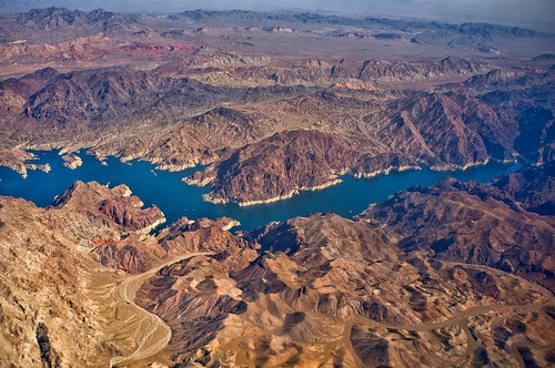 X100 - Colorado River Out Plane Window