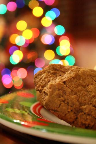 Gluten-Free Gingersnap Cookies.
